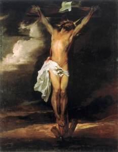 Van Dyck, Crucifixion, 1622