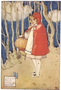 "From wiki commons: a 1920 print from the book ""Childhood's Favorites and Fairy Stories"""
